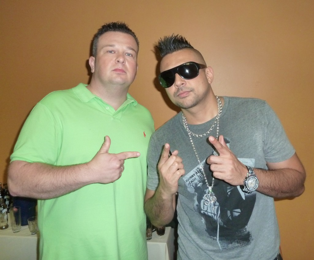 Sean Paul & Mirko KrazyToons