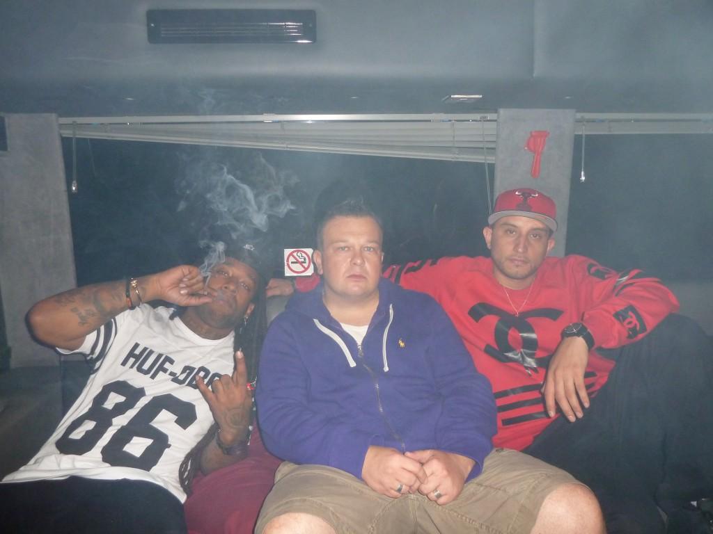Ty Dolla $ign, Dre Sinatra & Mirko KrazyToons