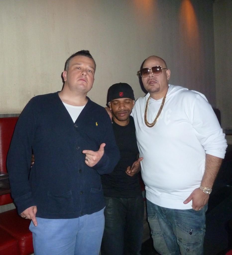 Fat Joe, Terror Squad's T.A. & Mirko KrazyToons