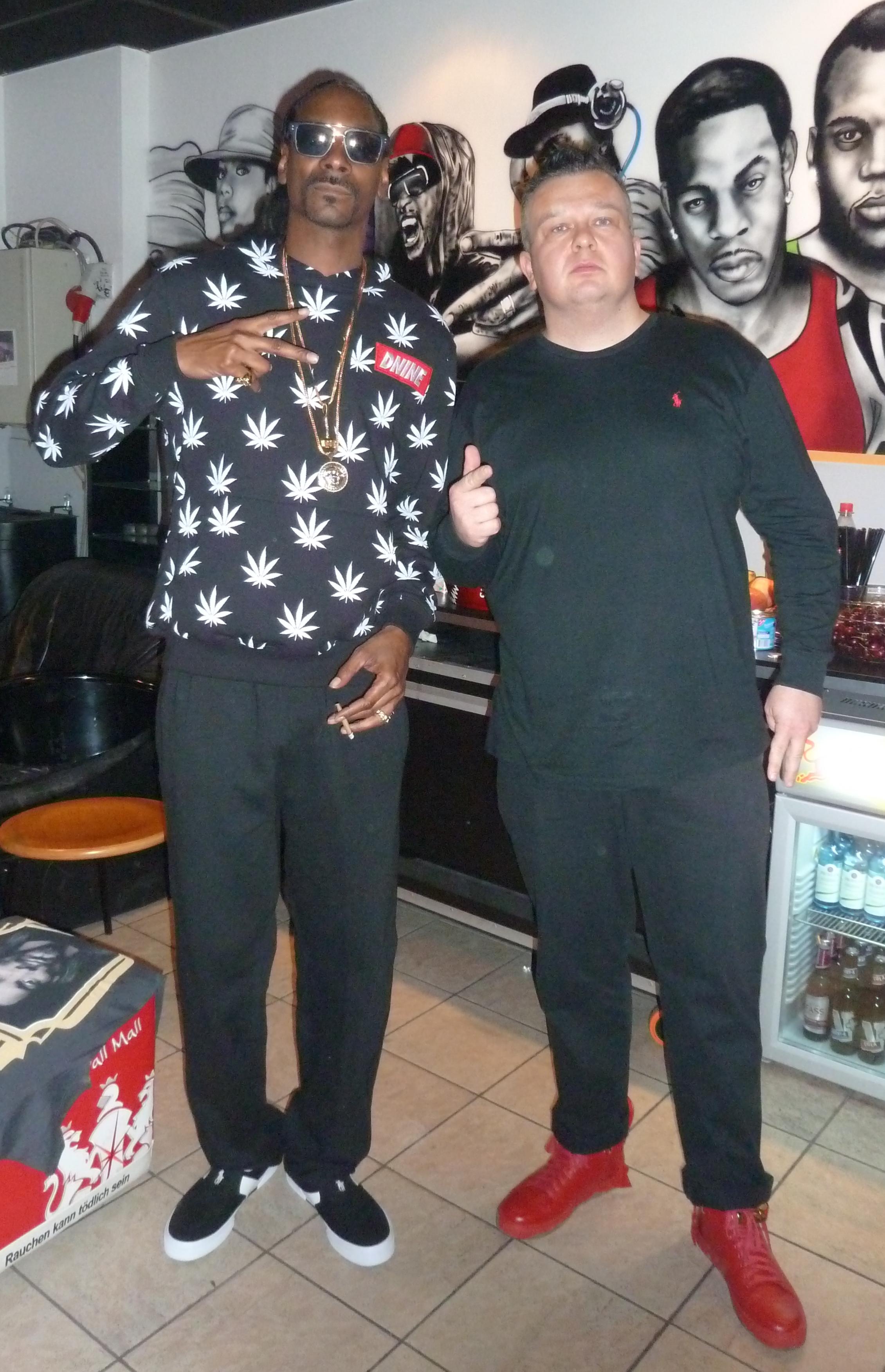 Snoop Dogg & Mirko KrazyToons