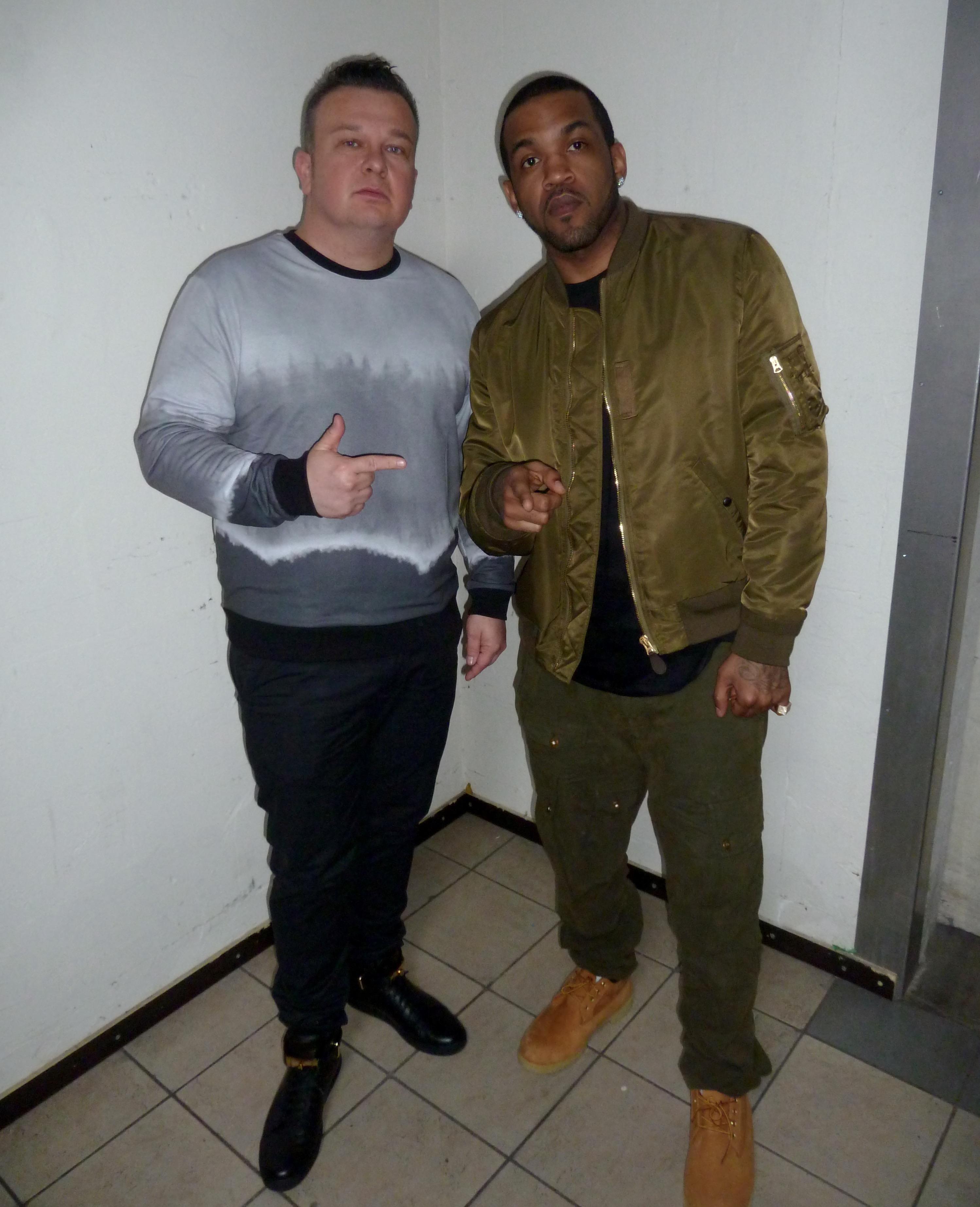 Lloyd Banks & Mirko KrazyToons On Anotha One..