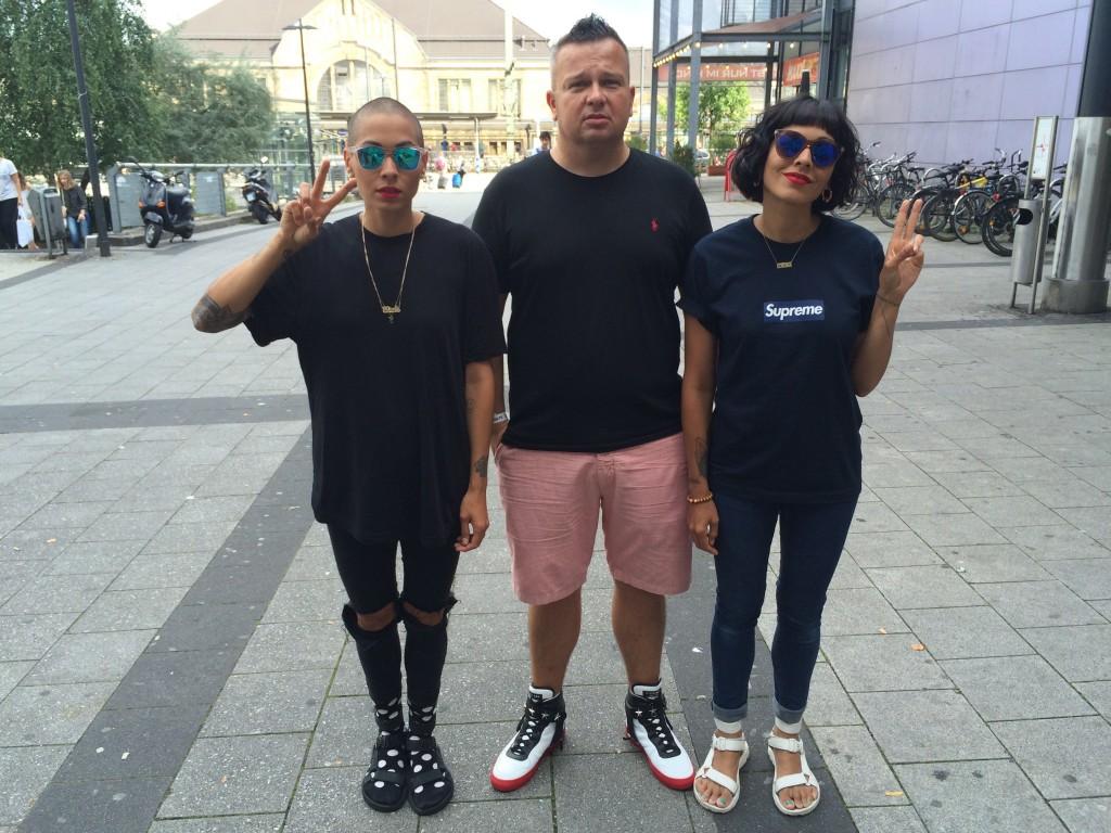 Nina Sky & Mirko KrazyToons