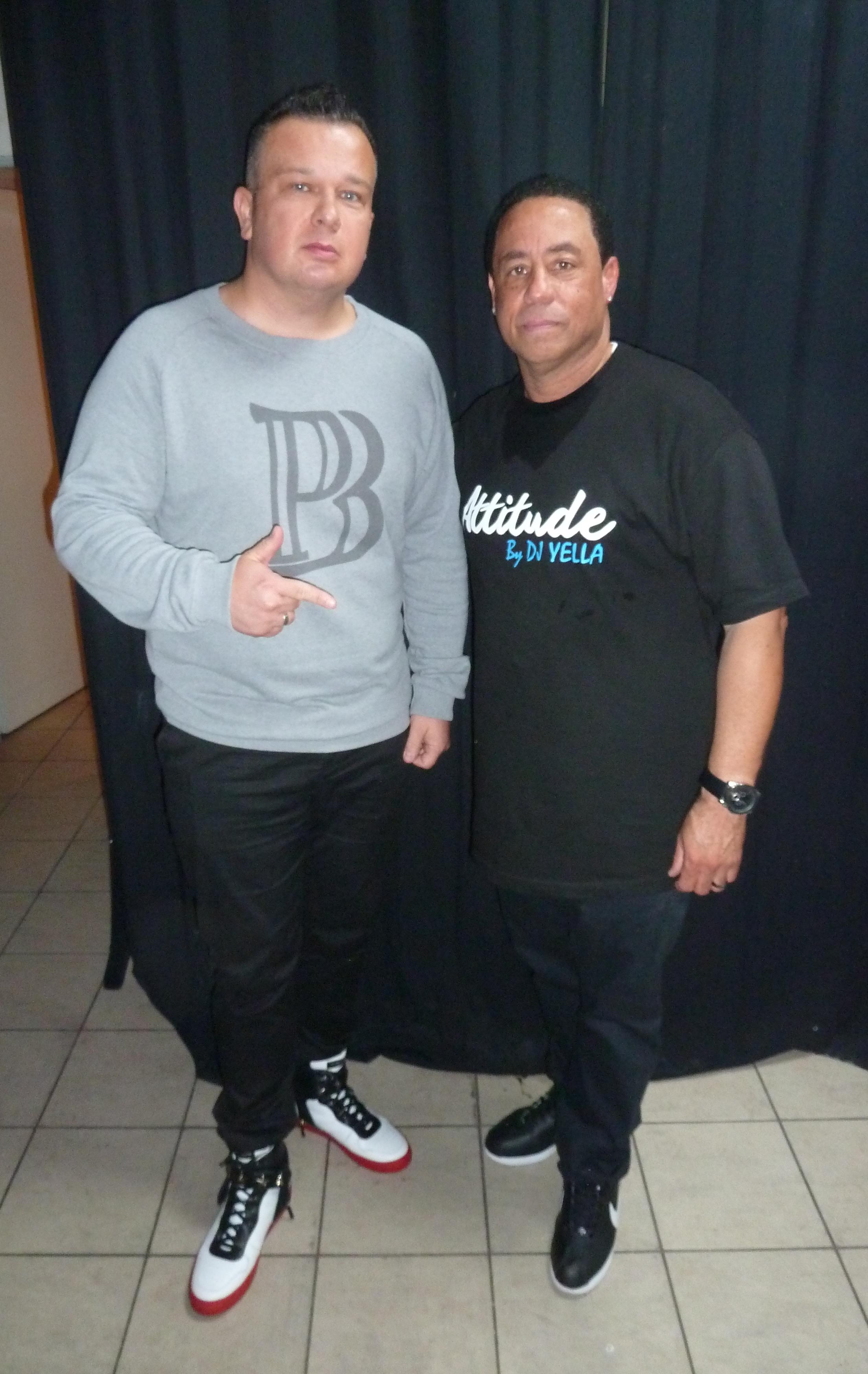 Dj Yella Of NWA & Mirko KrazyToons