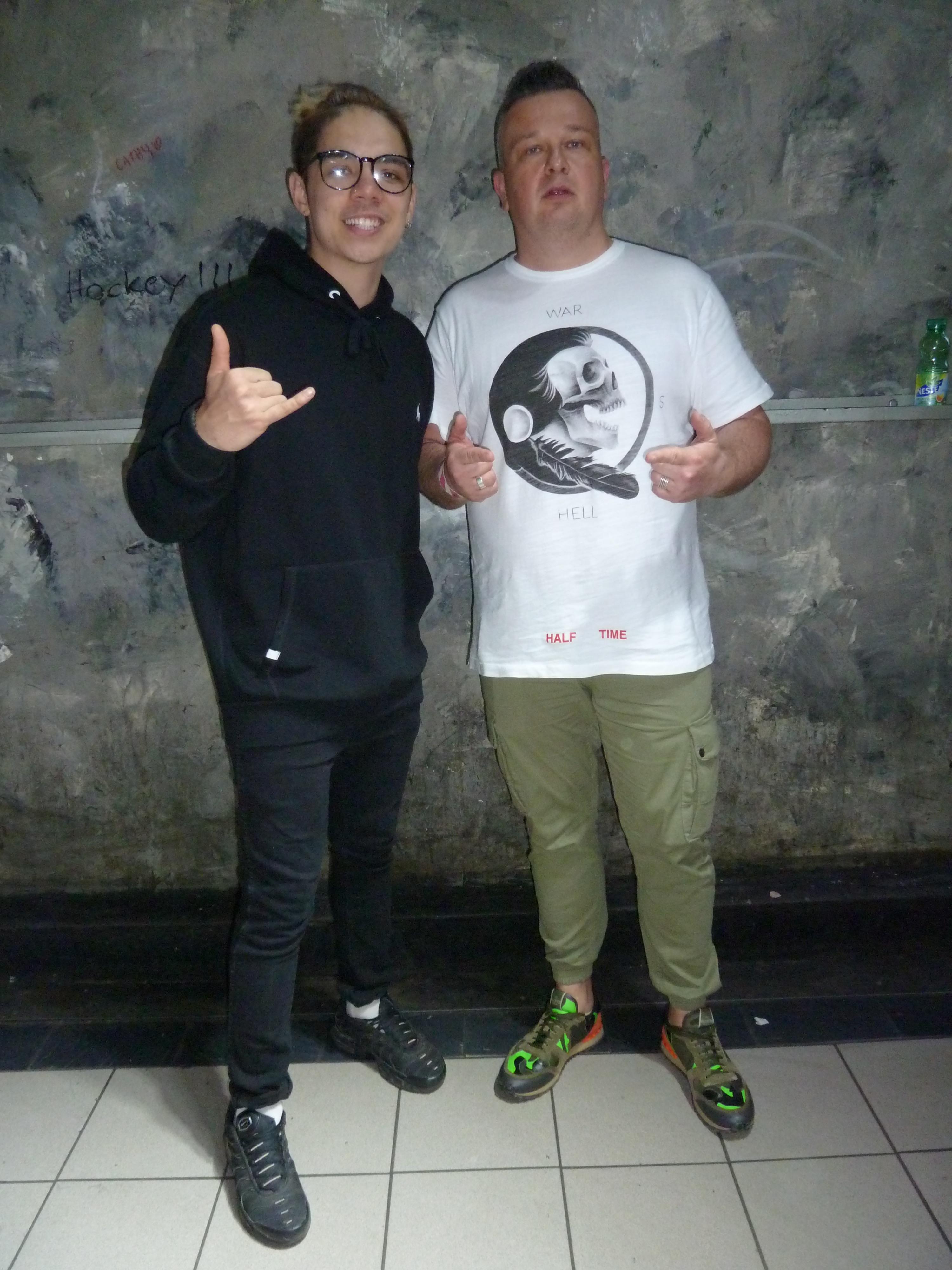 Will Singe & Mirko KrazyToons