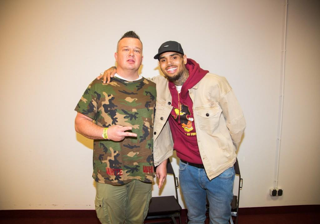 Chris Brown & Mirko KrazyToons
