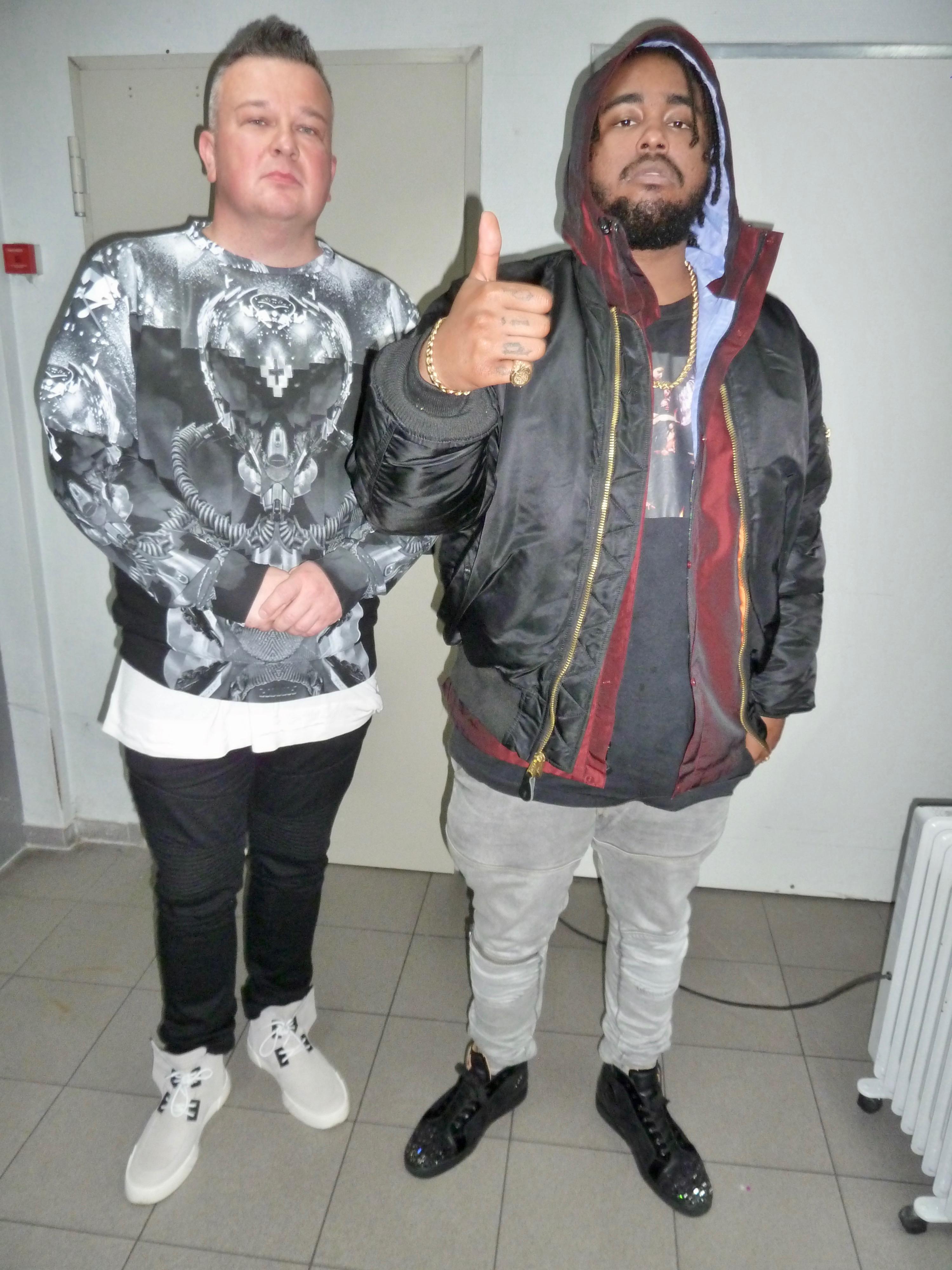 Kent Jones & Mirko KrazyToons