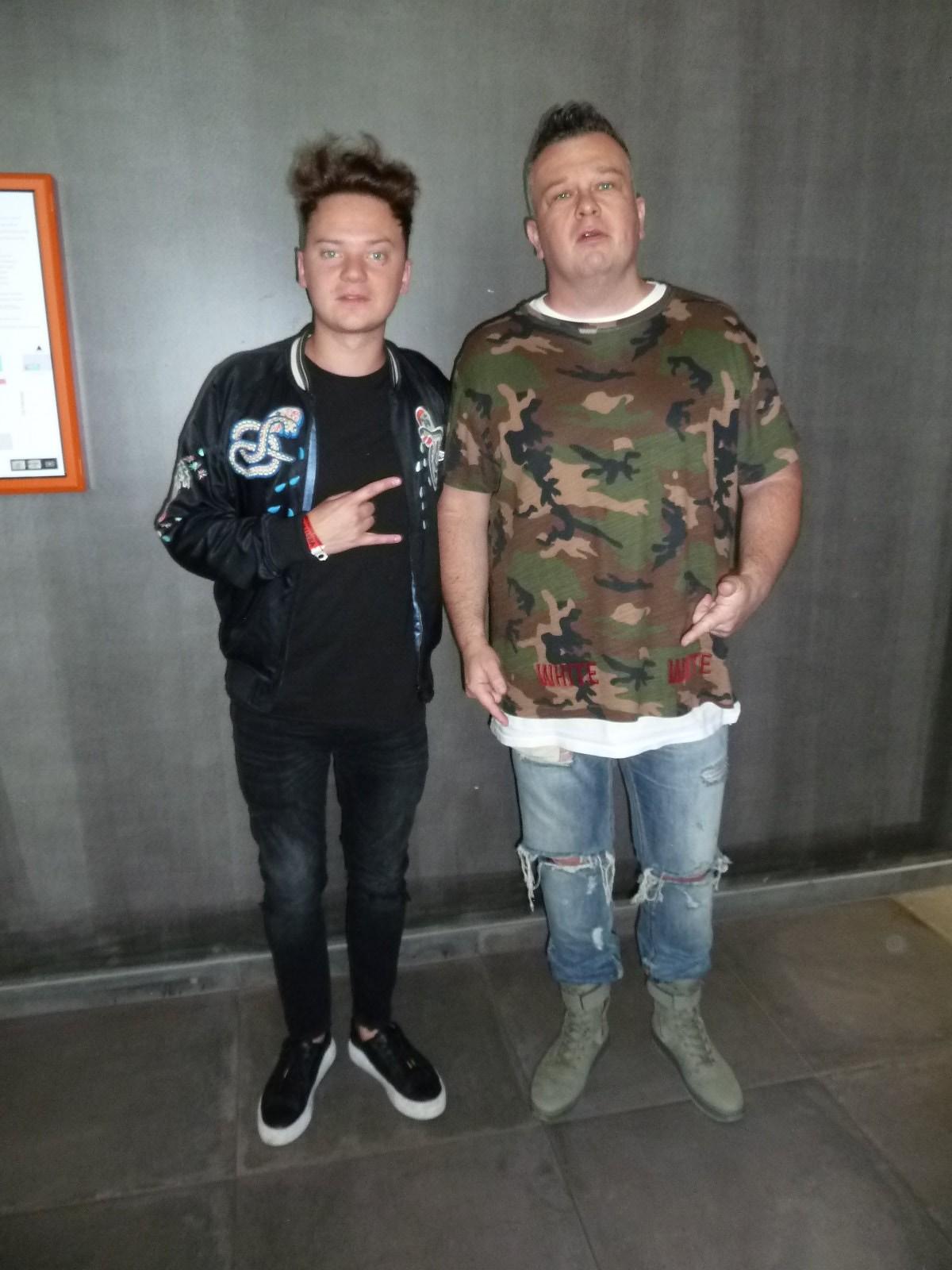 Conor Maynard & Mirko KrazyToons